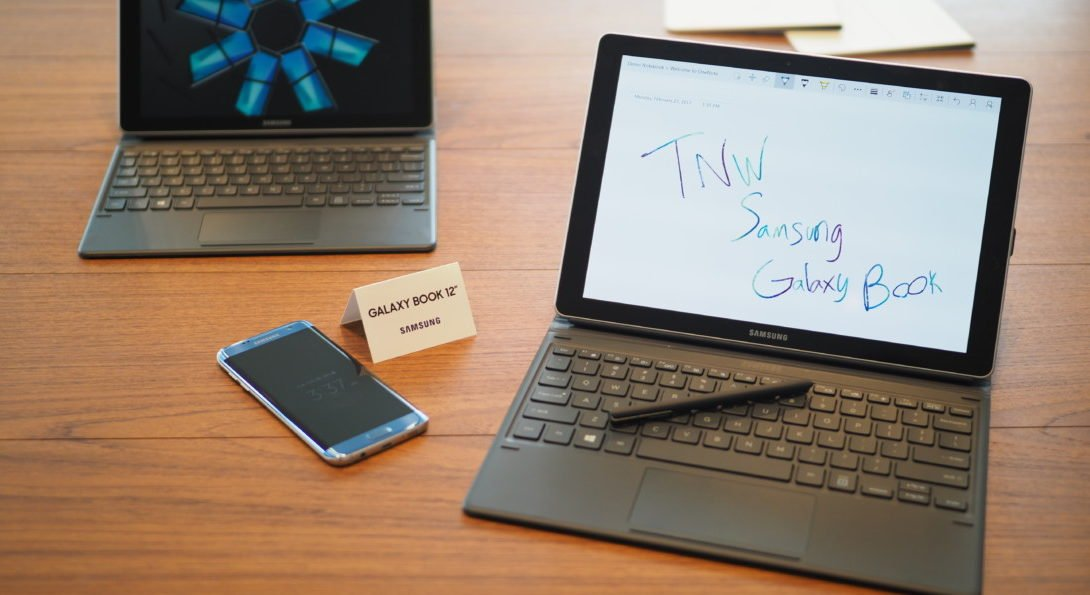 Samsung's new Galaxy Books are sleek and powerful Microsoft Surface clone