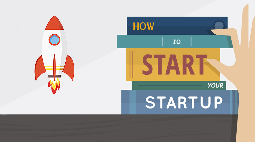 start your startup with Mobile app